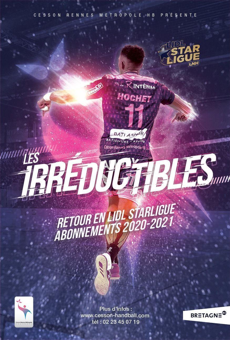 cesson Handball les irréductibles