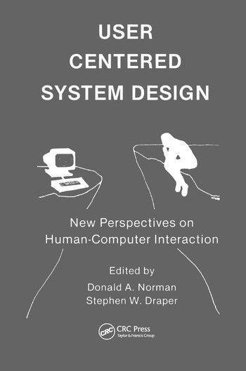 Don norman - User centered system design