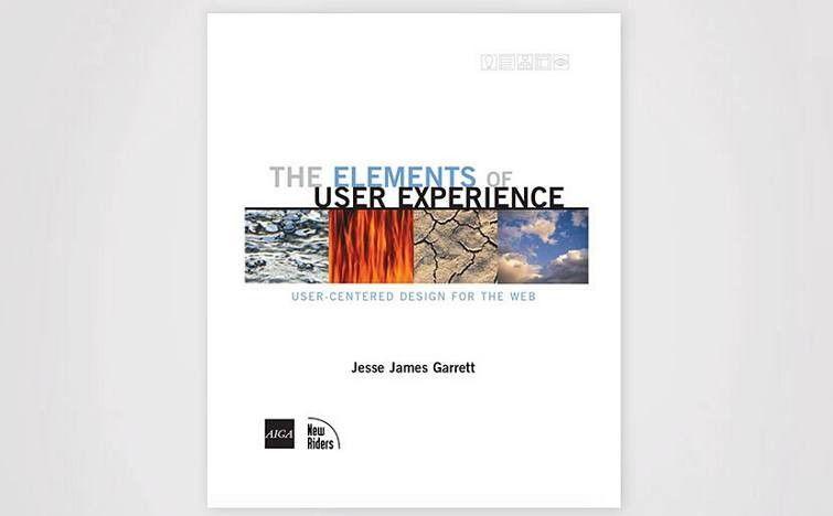 Jesse James Garett - The Elements of User Experience